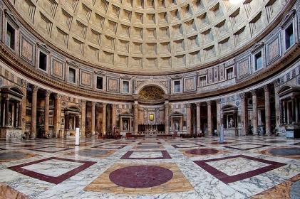 Mausoleo de Agripa fin del Estado en el Imperio Romano