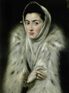 Sofonisba Anguissola dama del armiño