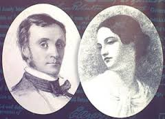 Edgar Poe y Virginia Clemm