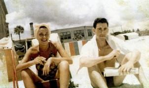 Salinger y su hermana Doris